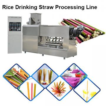 Eco-Friendly Manufacturer Custom Biodegradable Disposable Drinking Paper Straws Individually Wrapped