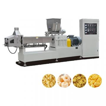 300kg Automatic Snack Potato Chips Processing Plant Potato Chips Making Machine