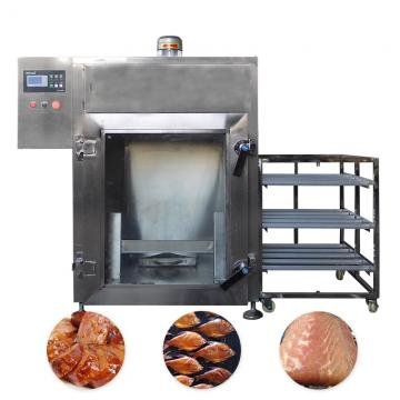 Stms-100 Industrial Envrionment Friendly Meat Smoke Machine