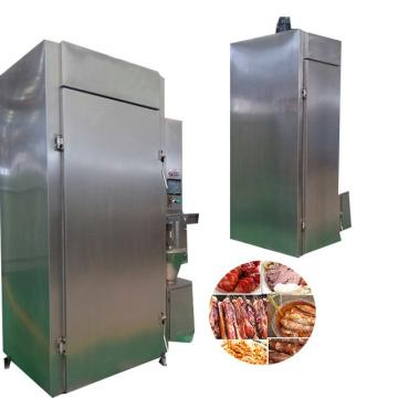 Halal BBQ Smoke Chamber Machine for Mutton