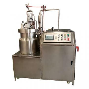 Vegetable and Fruit Chips Frying Machine