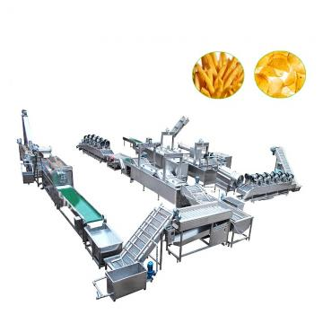 Hot Sale Fried French Fries Process Machine